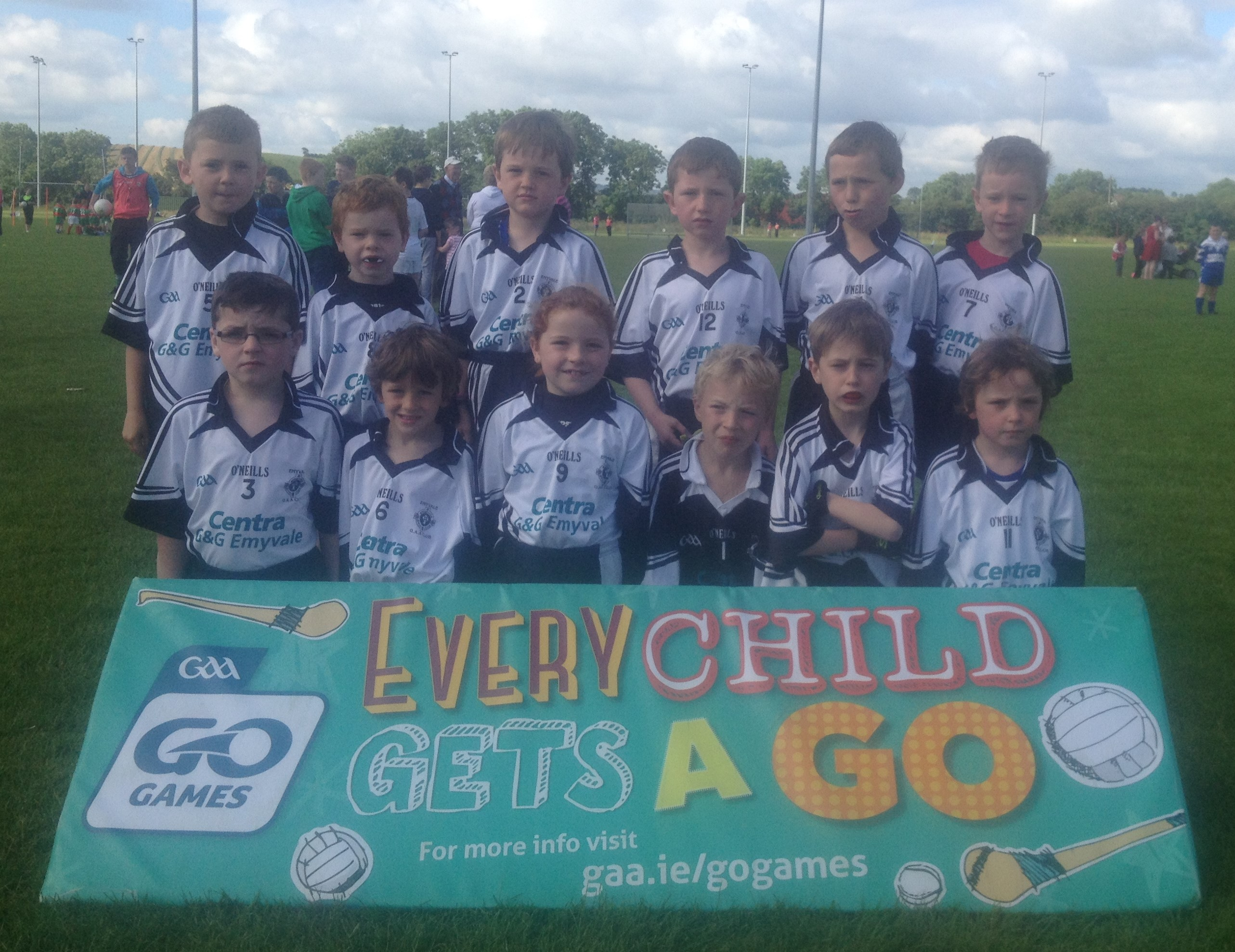 All County U8 GoGames Blitz
