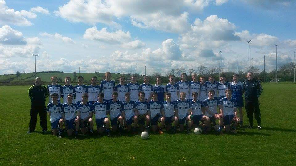 U16 Footballers qualify for Buncrana Cup Finals Weekend