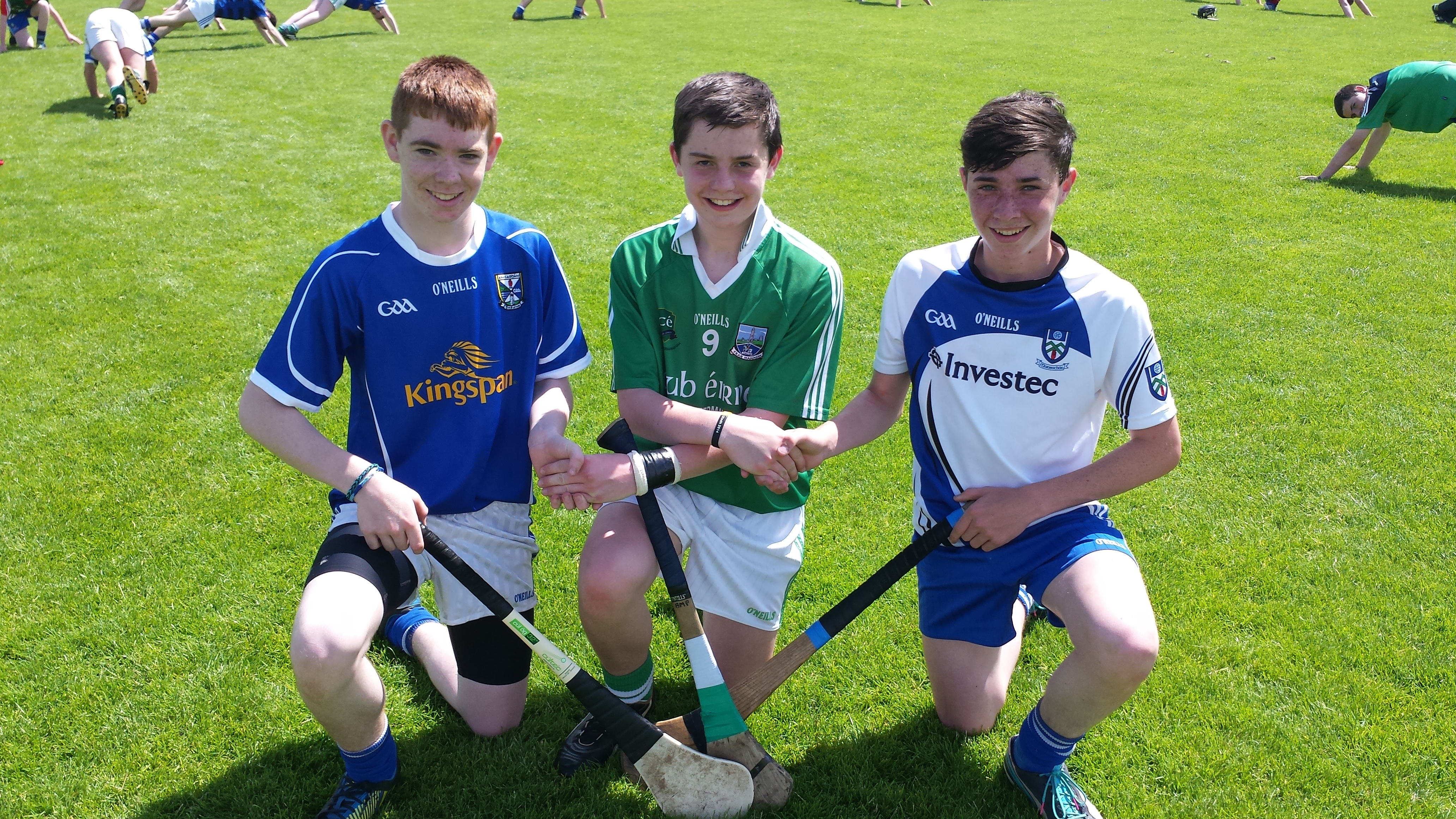 South Ulster Hurling Academy on this Sunday