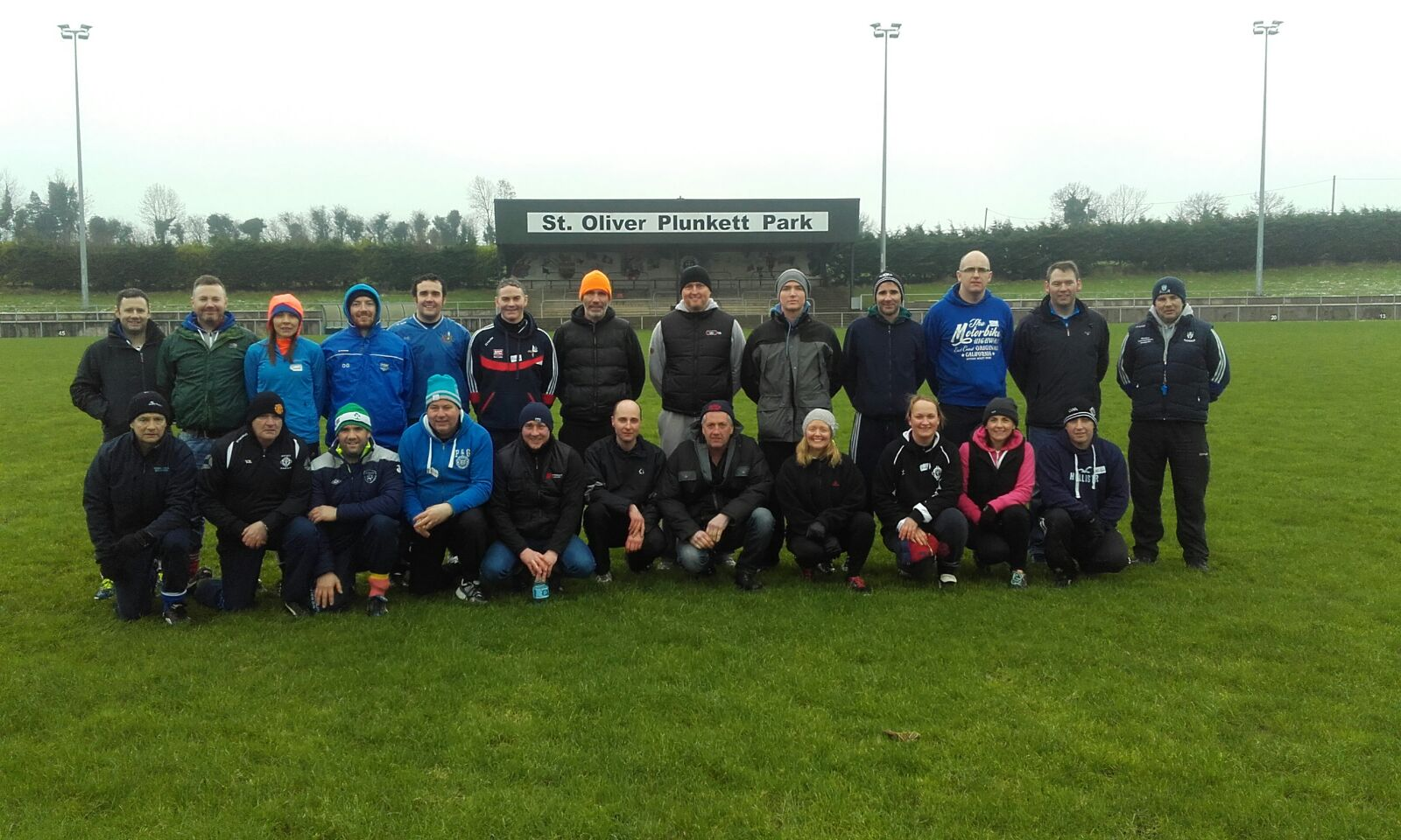 Coaching Workshops & Coach Education Courses in full flow