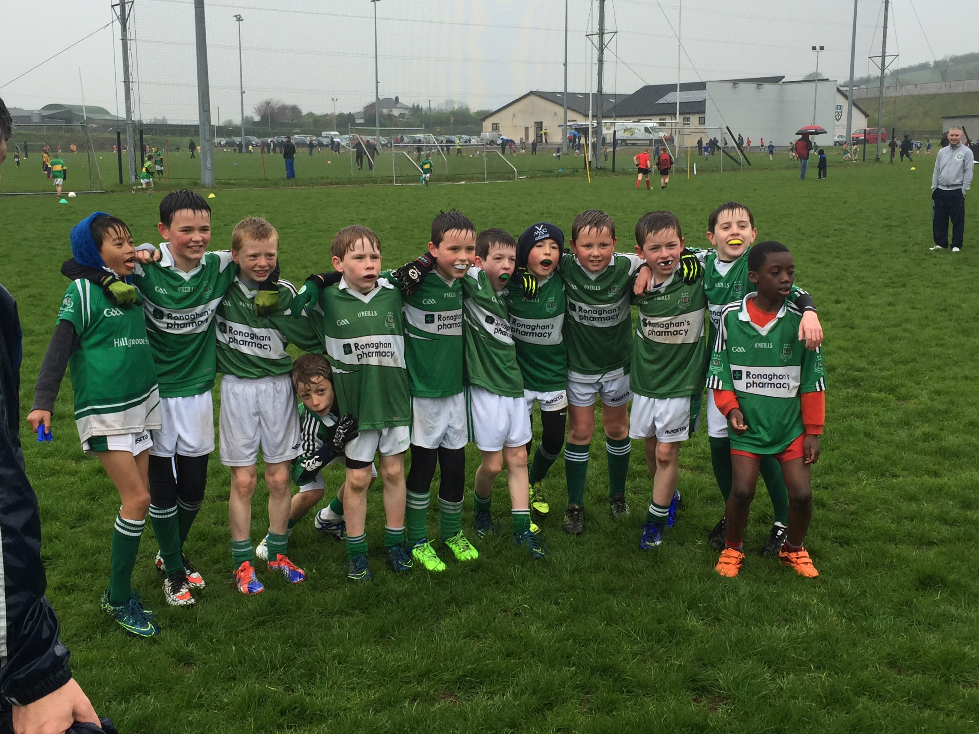 U10 GoGames Blitz takes place in Cloghan