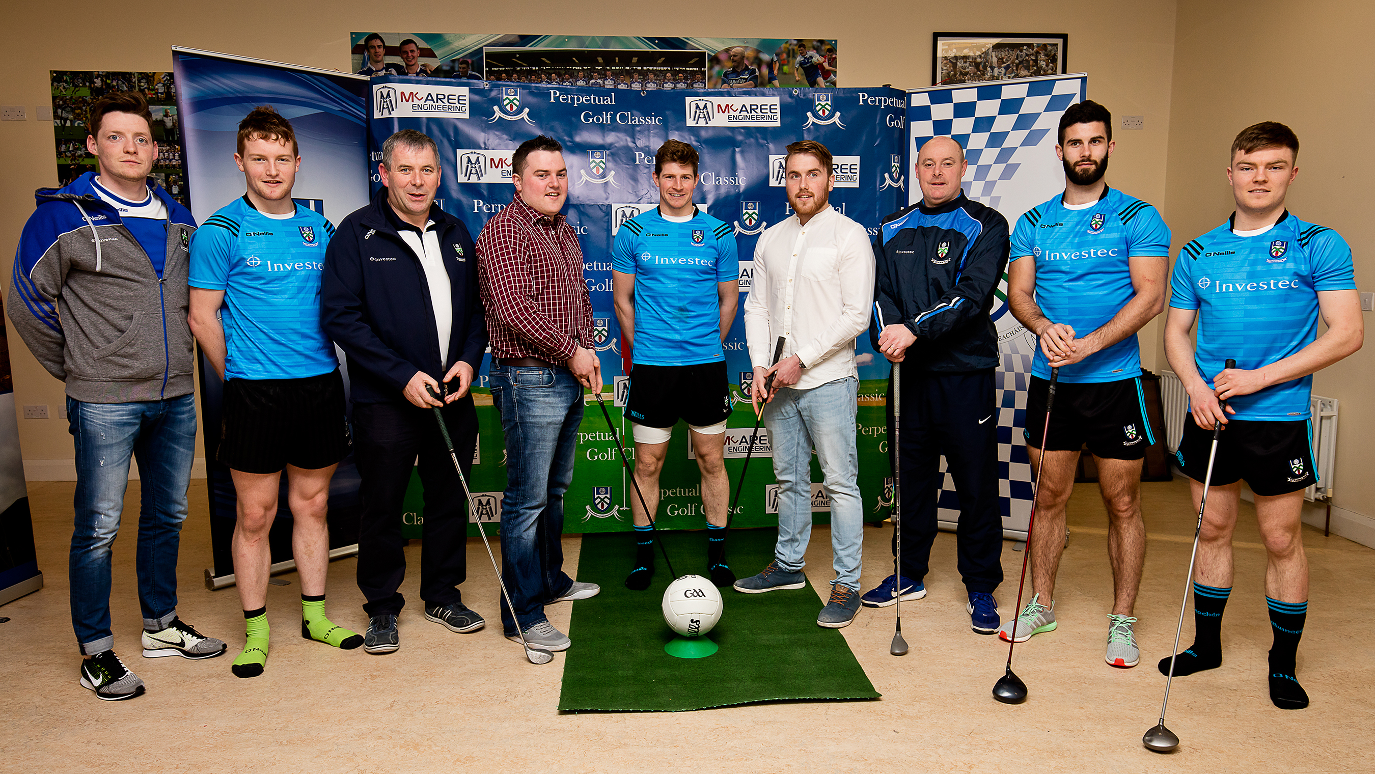 Monaghan GAA Perpetual Golf Classic   Saturday 28th May 2016