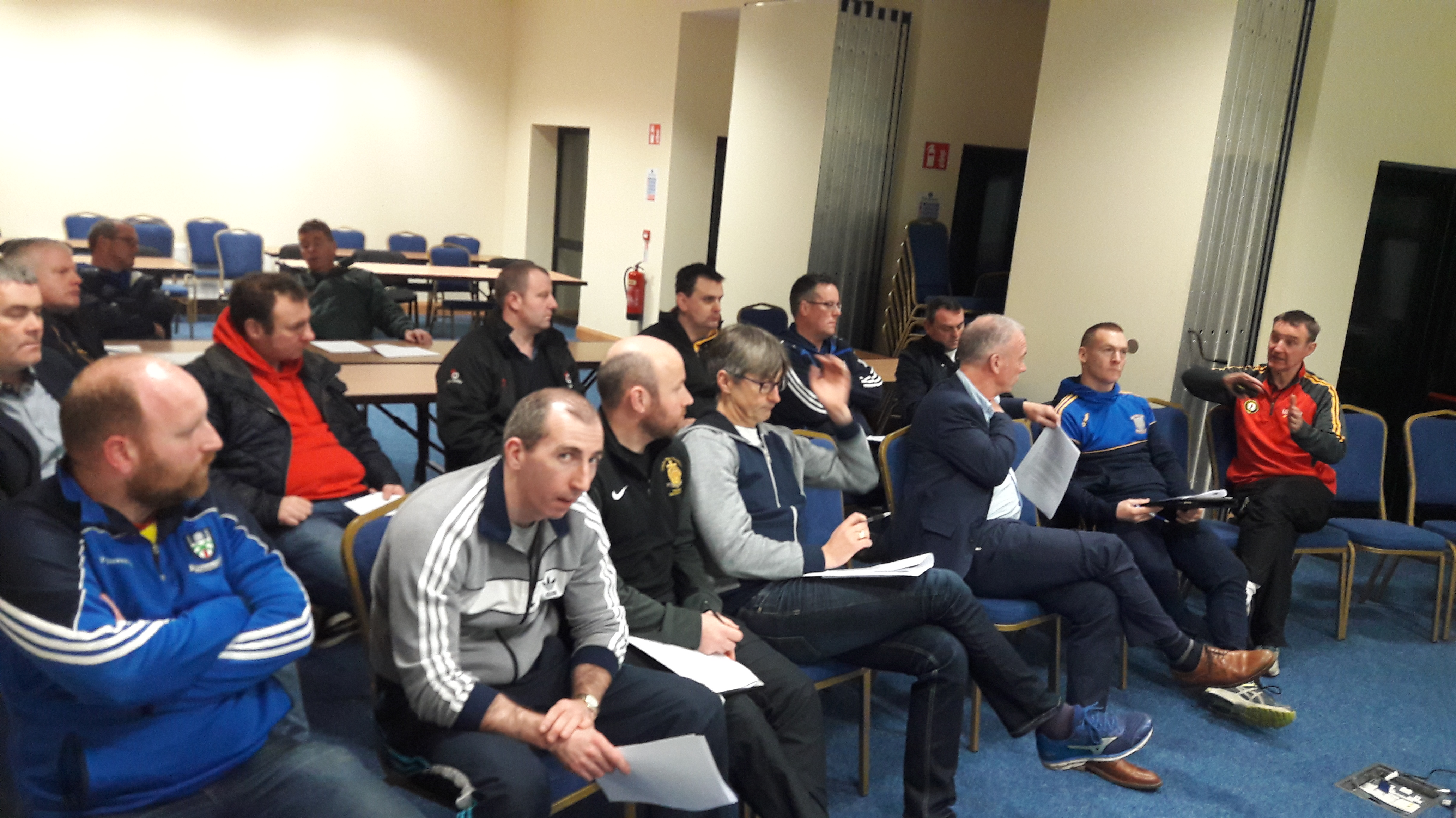 Ulster GAA Team Management Course gets underway in Monaghan