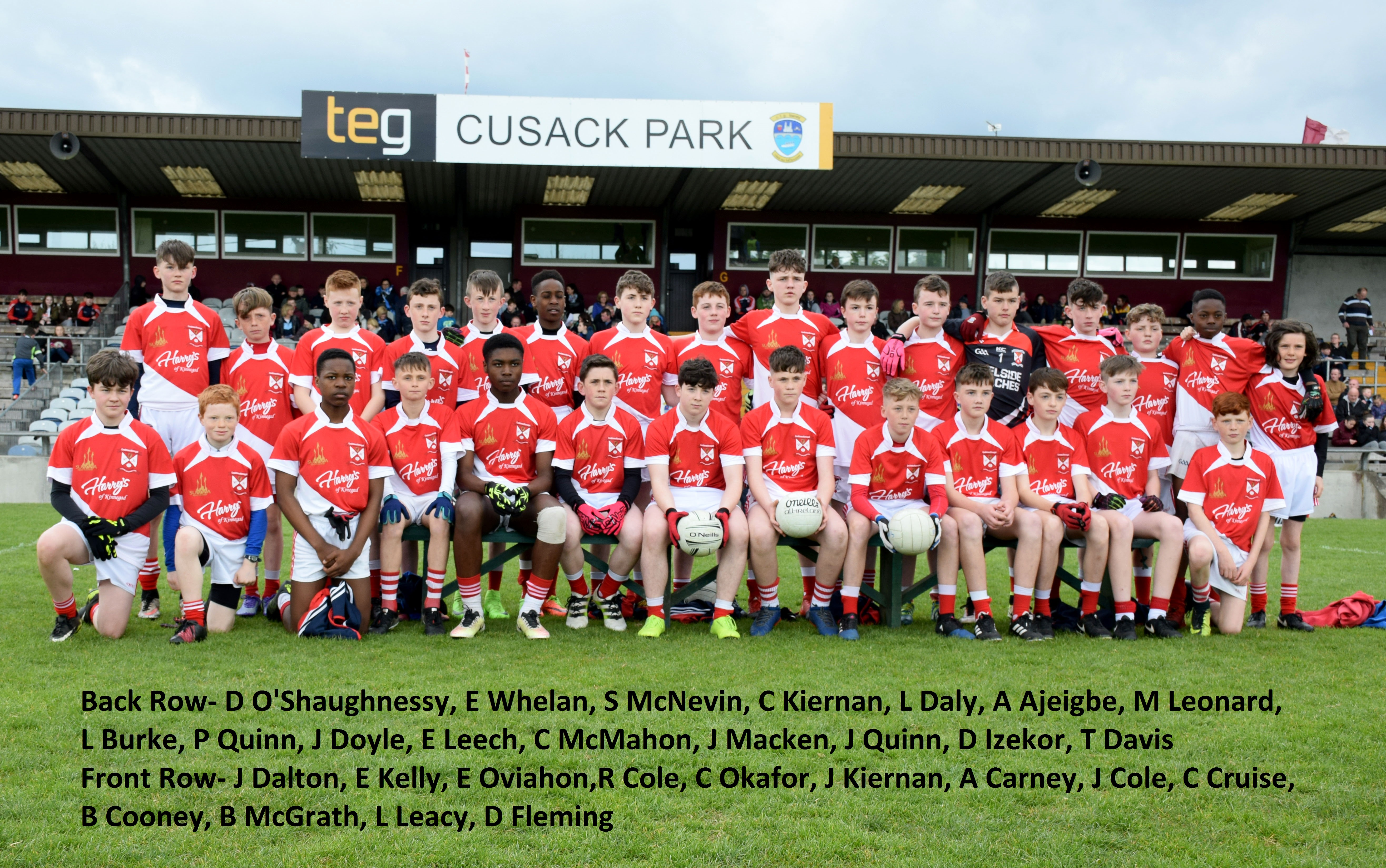 Truagh welcomes Coralstown/Kinnegad