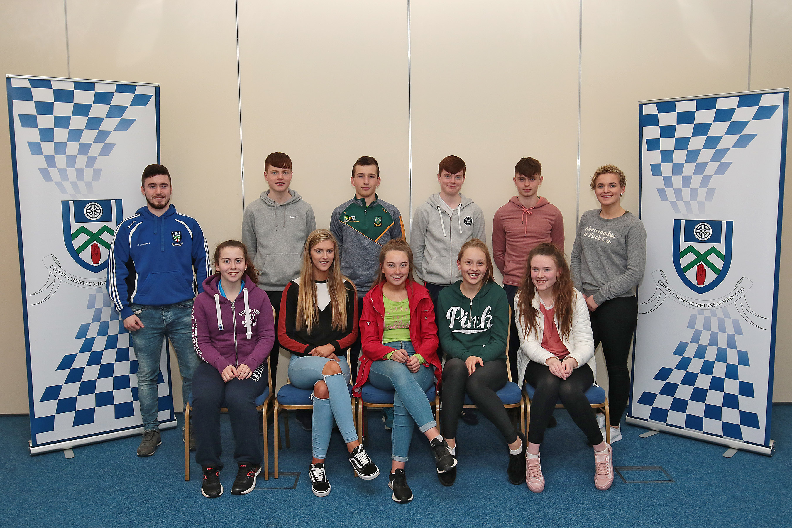 Dermot Earley Youth Leadership Launched in Monaghan GAA