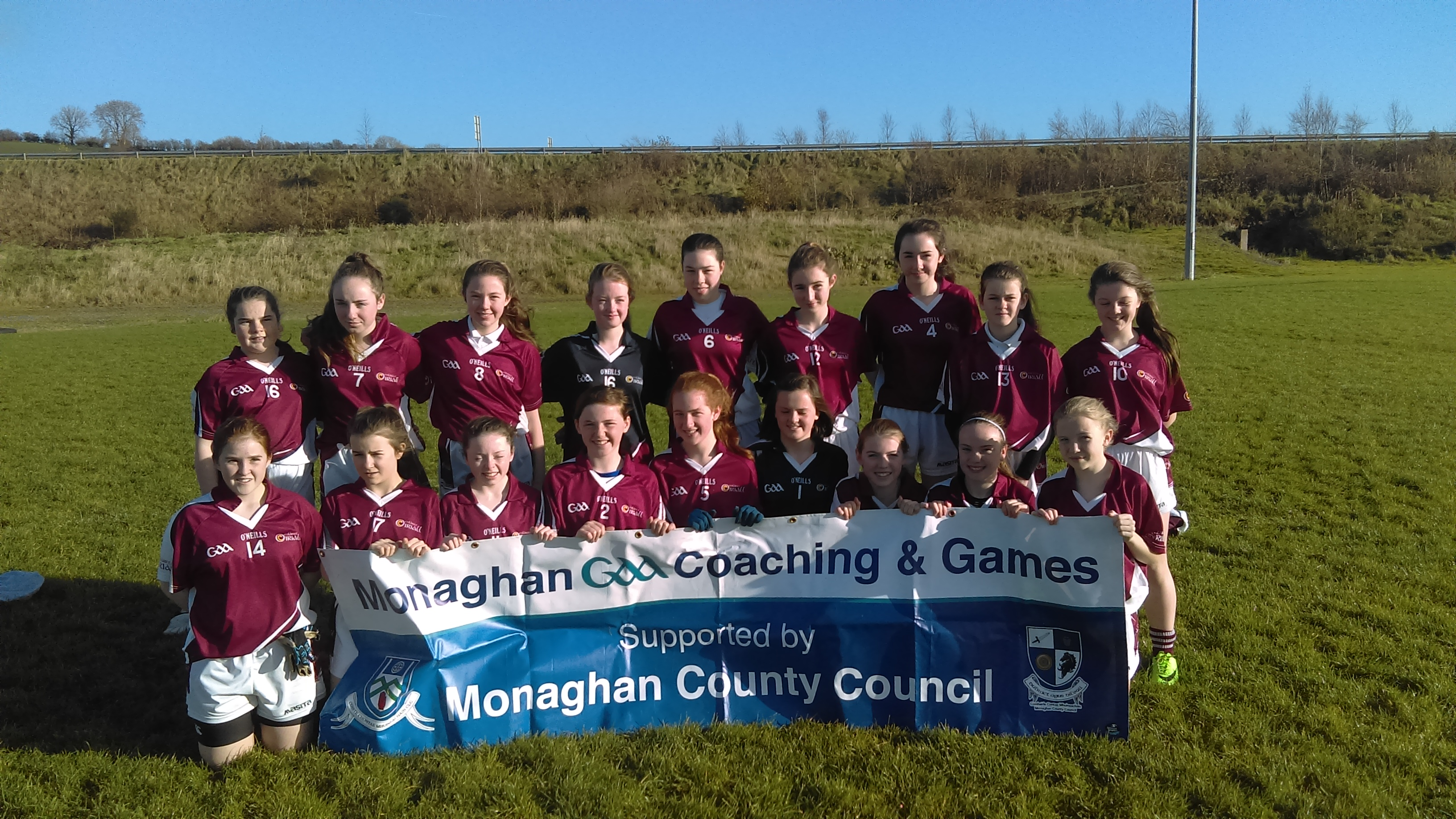 Post-Primary Schools Girls 1st Year Blitz