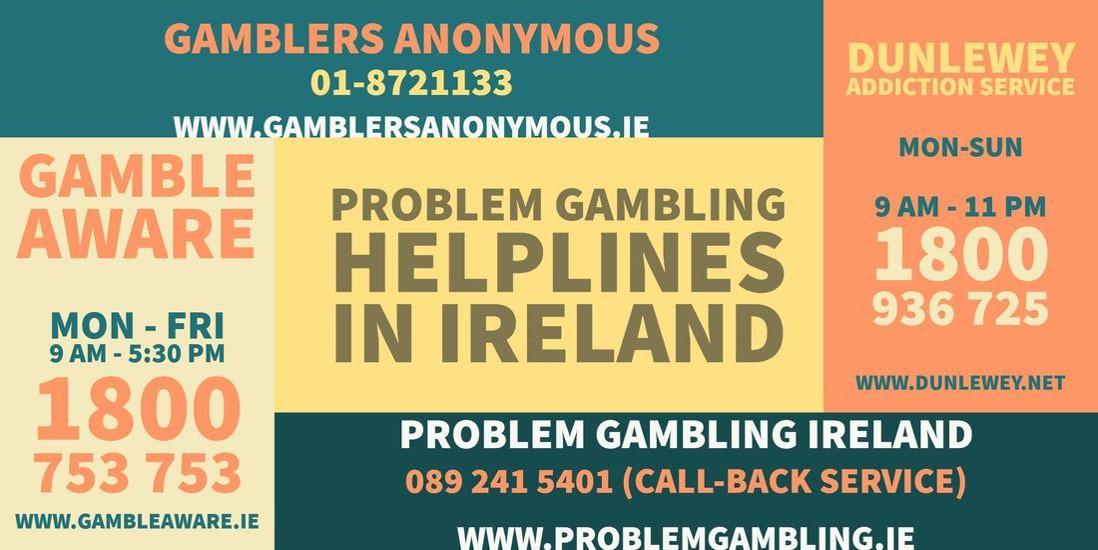 Scotstown GAA host Talk on Gambling Awareness – Everyone Welcome