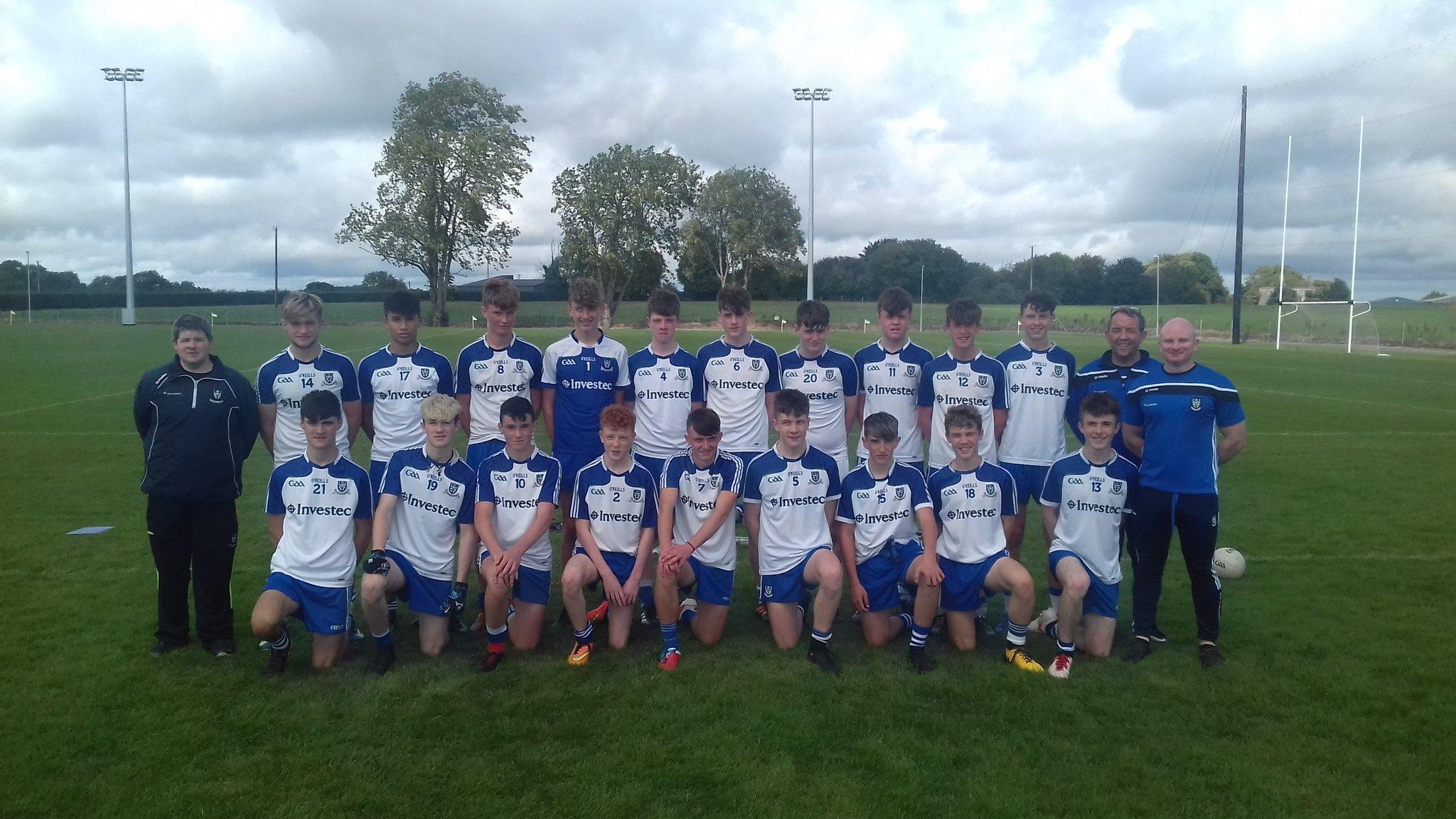 Monaghan GAA Development Squad Update