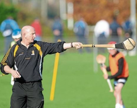 Martin Fogarty, National Hurling Development Manager and Former Kilkenny Senior Hurling Coach to Deliver Two Workshops Starting TONIGHT!!