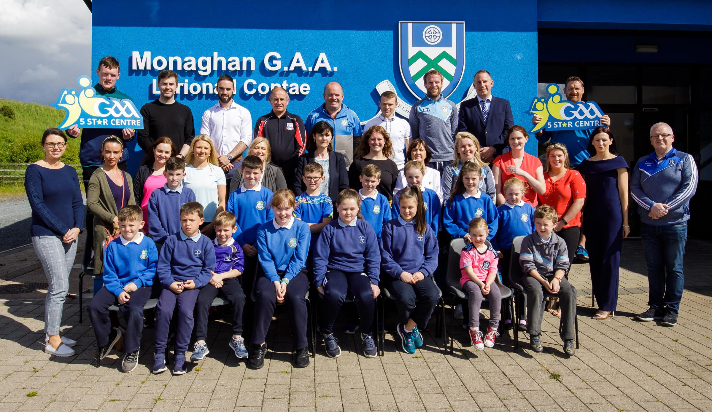 GAA 5 Star Centre – Flag Presentation Ceremony