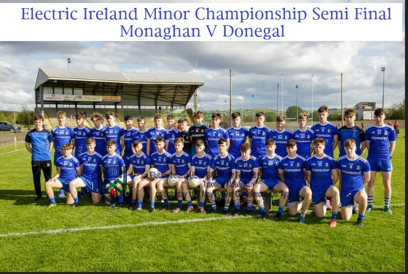Good Luck to our Minor Team and Management TONIGHT