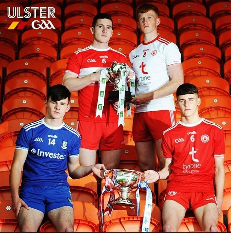 Countdown is on…. Minor Ulster Final Football Championship – Online tickets on sale now