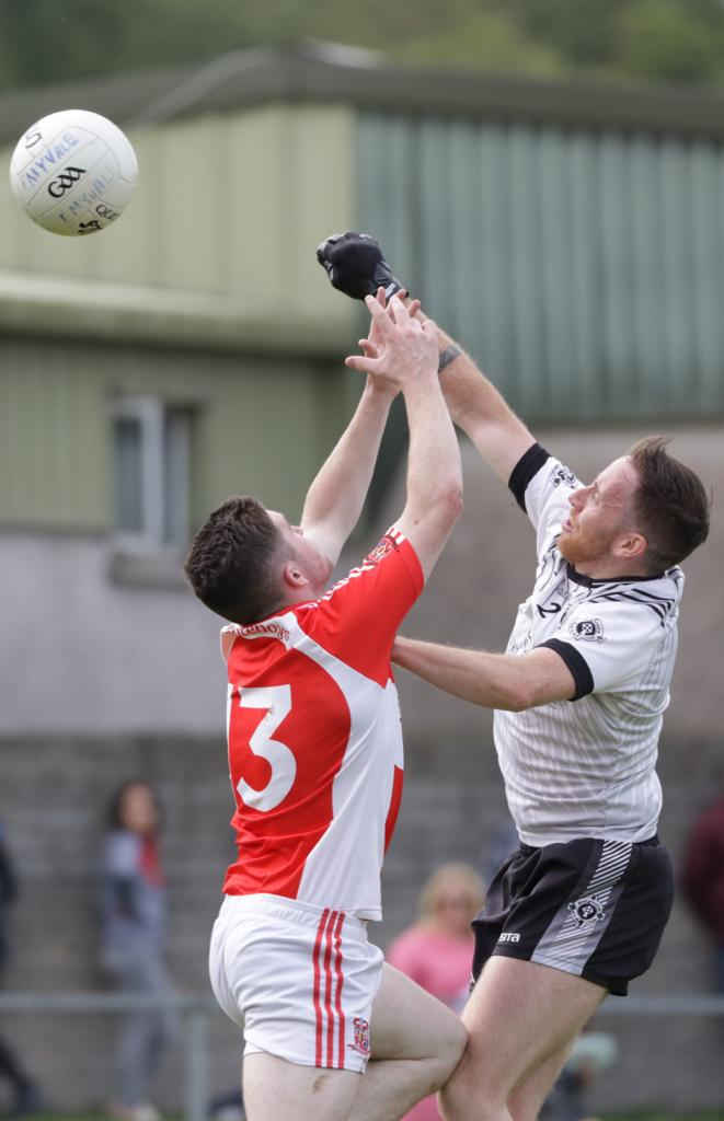 McElvaney's Waste & Recycling Intermediate Football Championship Round 2A