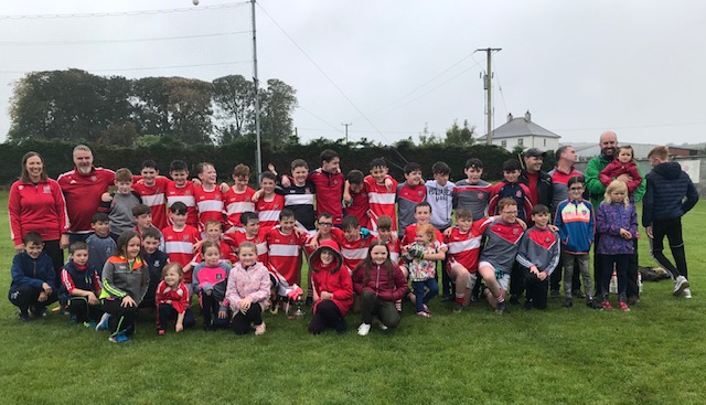 Dashing, Dynamic Donaghmoyne Are Crowned  U13 Division 5 Champions