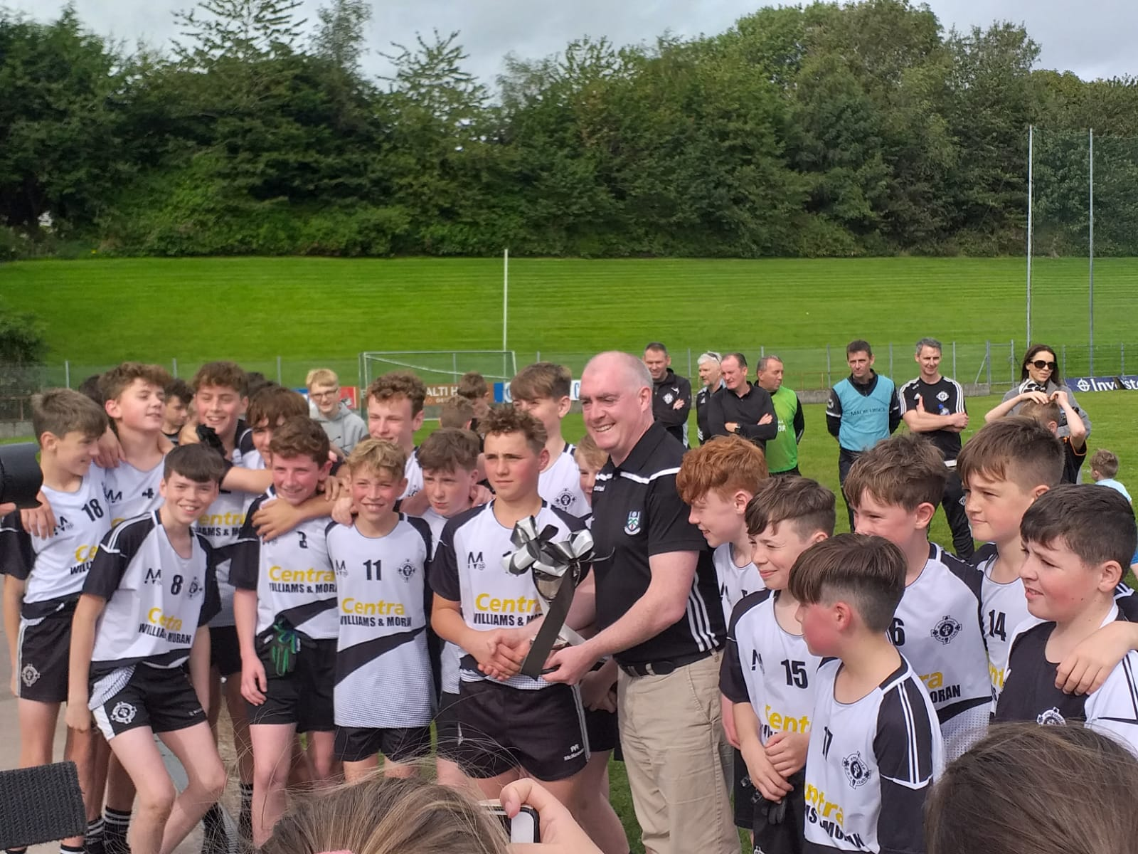 Energetic Emyvale Become U13 Division 2 Champions