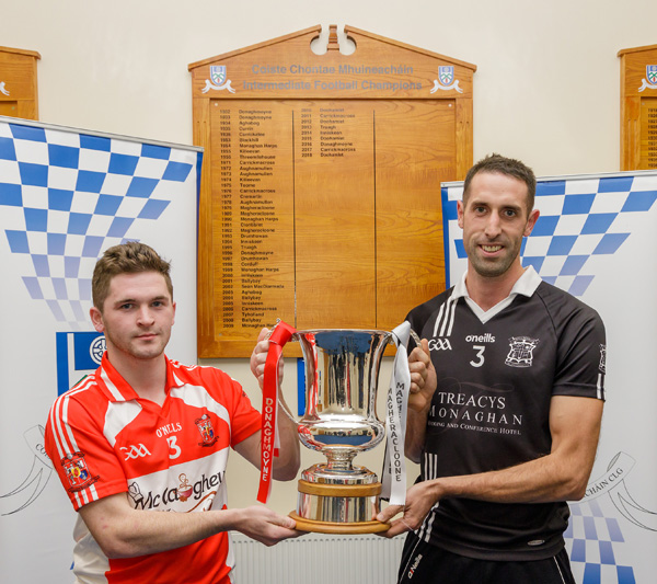 Donaghmoyne and Magheracloone contest IFC Final