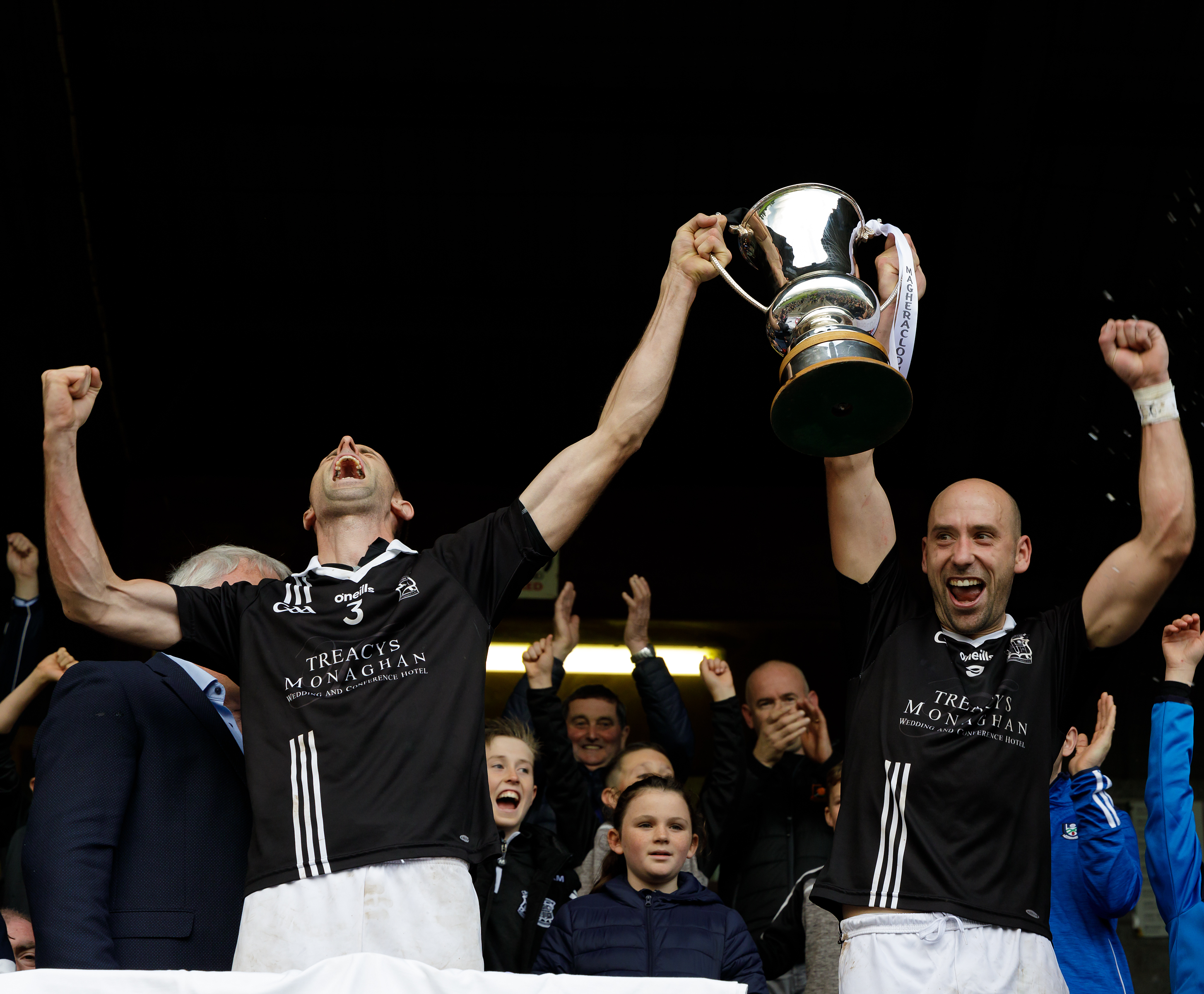 Prolific Magheracloone win IFC Final