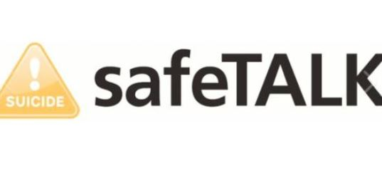 Safetalk Course – Wednesday 27th of November