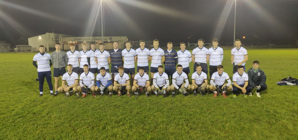 DKIT into the final after a battling performance against Cork