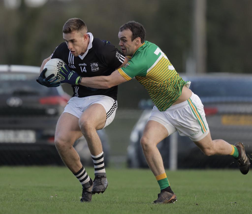 AIB ULSTER FOOTBALL INTERMEDIATE CLUB CHAMPIONSHIP QUARTER FINAL – Magheracloone Mitchells (Monaghan) 3-10, O'Brien's GFC, Foreglen (Derry) 2-10.