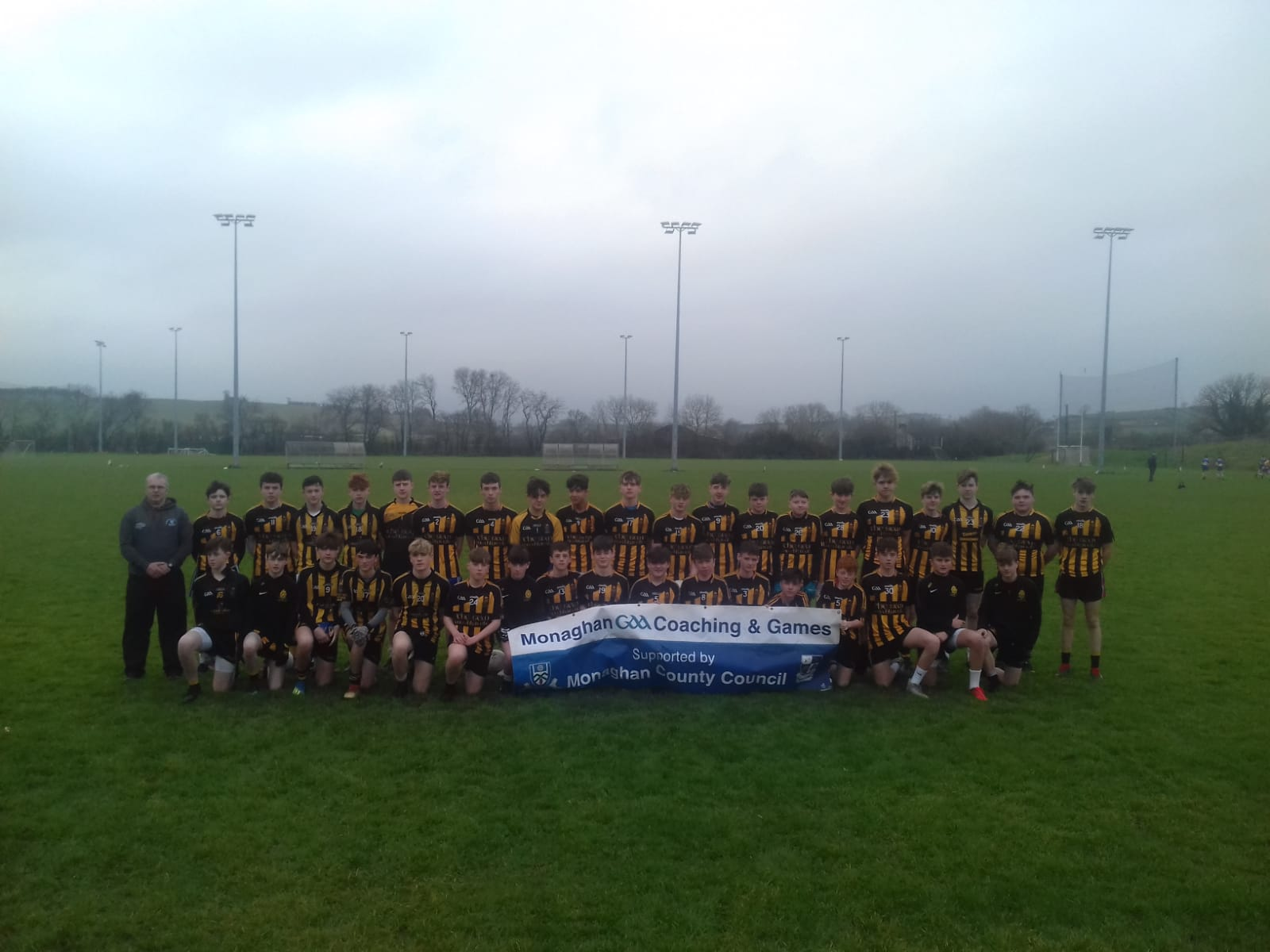 3rd Year Secondary School Blitz Produces Some Excellent Football