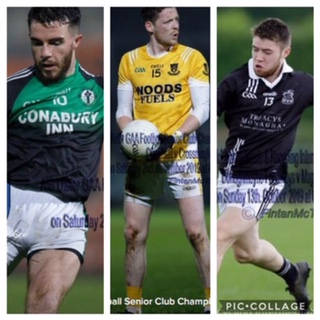 Action Packed Weekend of AIB Ulster Club Championship Football…..
