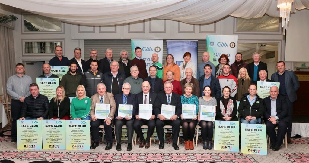 Monaghan GAA Safe Club Night – A huge success!
