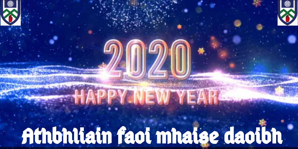 Welcome 2020!!