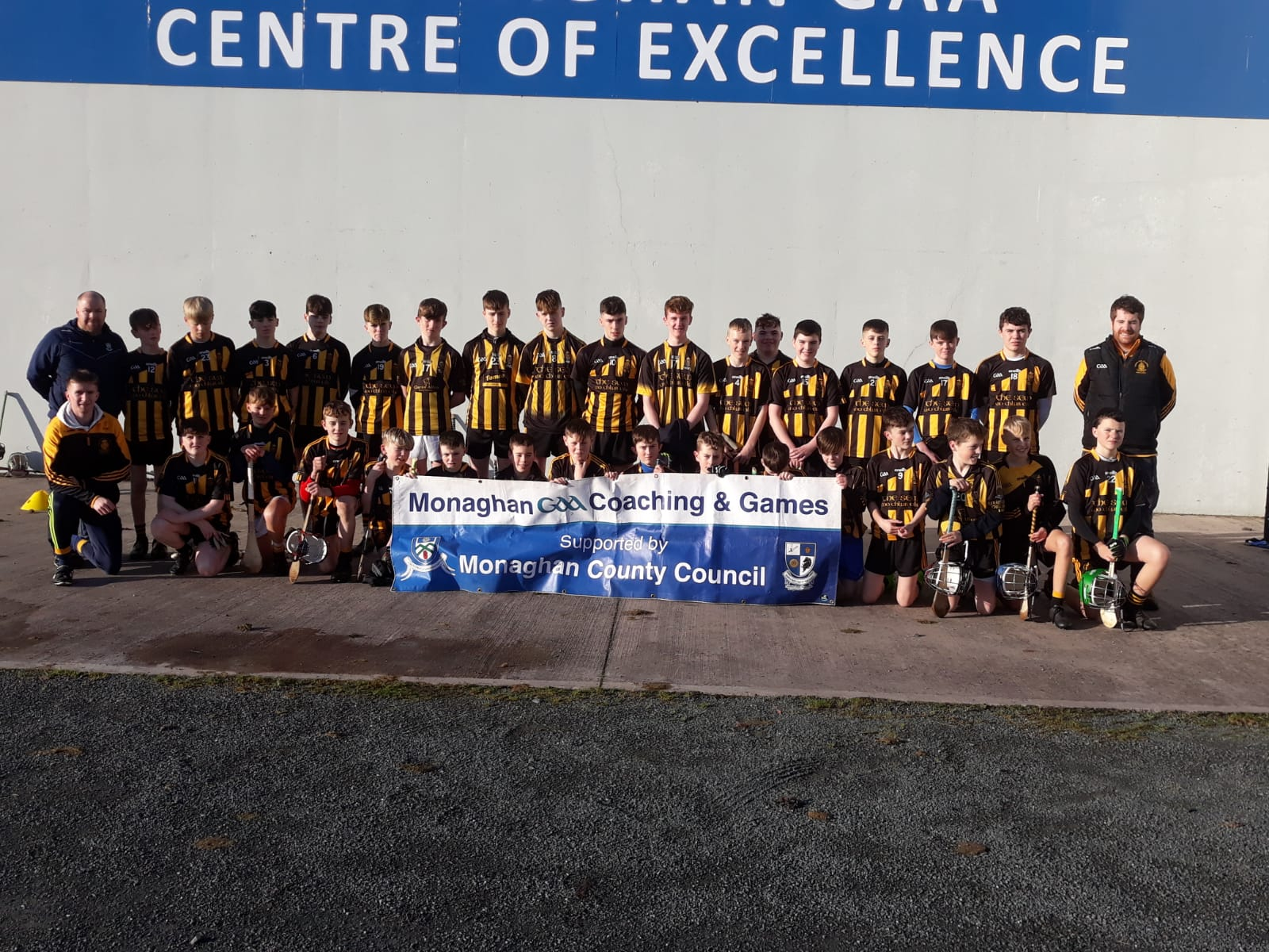 School Hurling Activities Come to and End for 2019!
