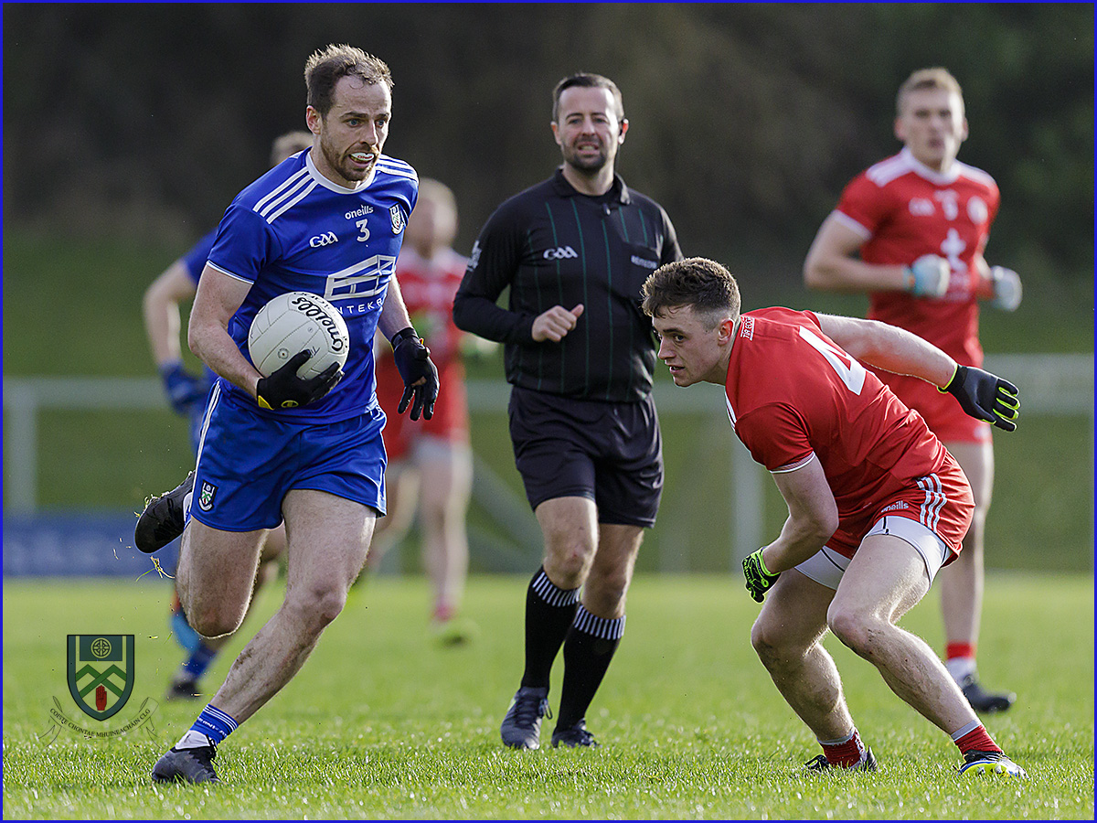NFL: Monaghan get off the mark