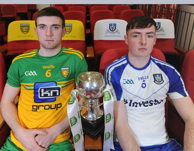 Good Luck to our Under 20 Team and Management today in the Eirgrid Under 20 Championship