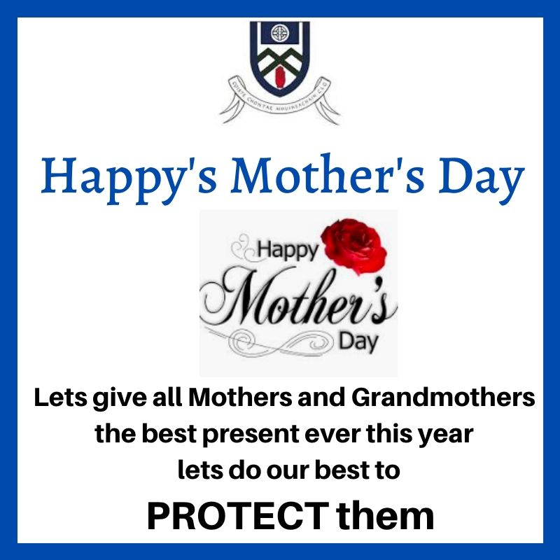 Happy Mother's Day – Lets give the best present this year and PROTECT our families