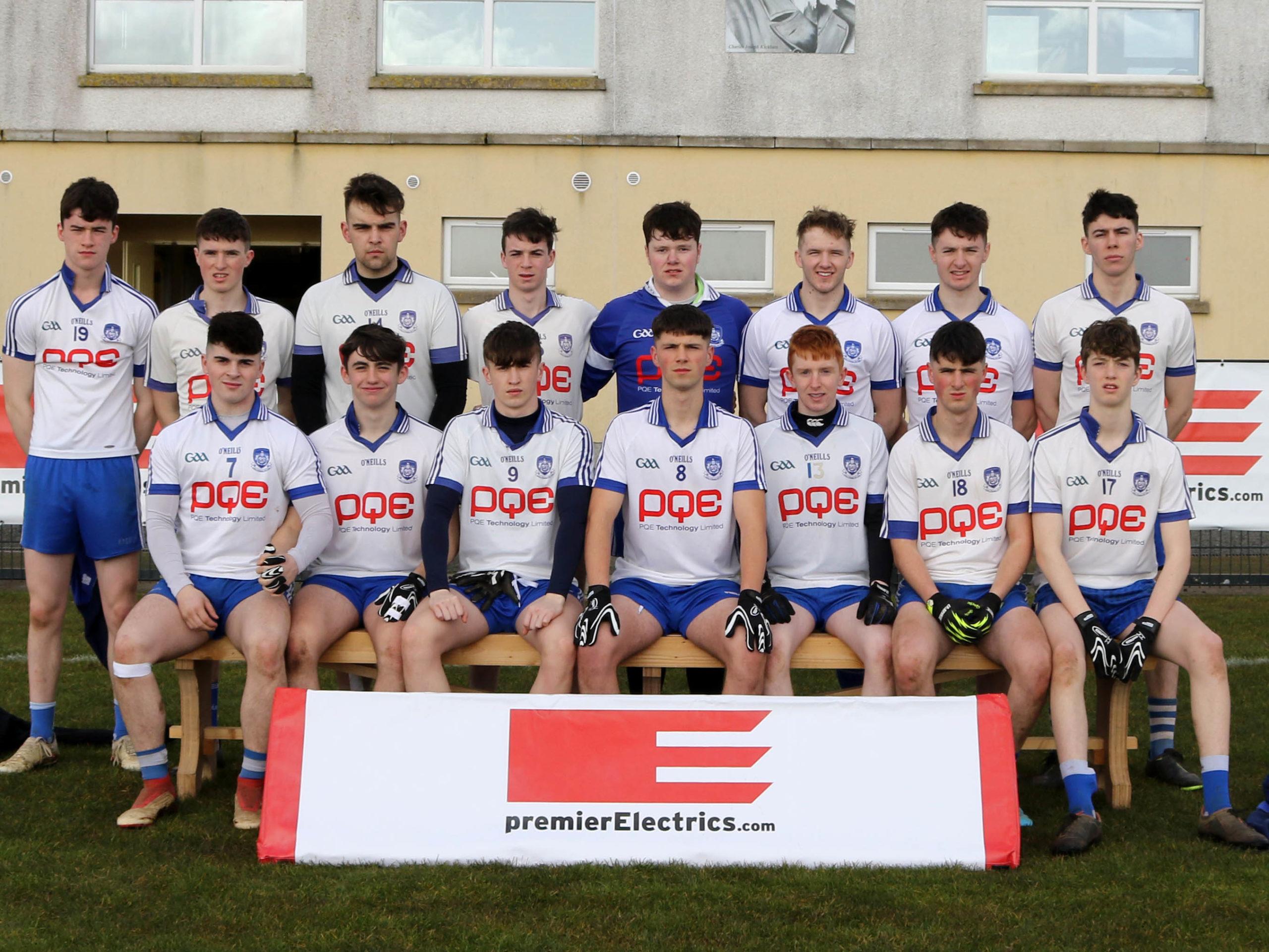 Paddy Mc Larnon Cup Ulster 21 Tournament Update