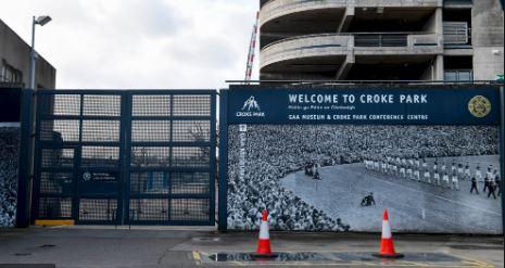 Croke Park Covid-19 Update