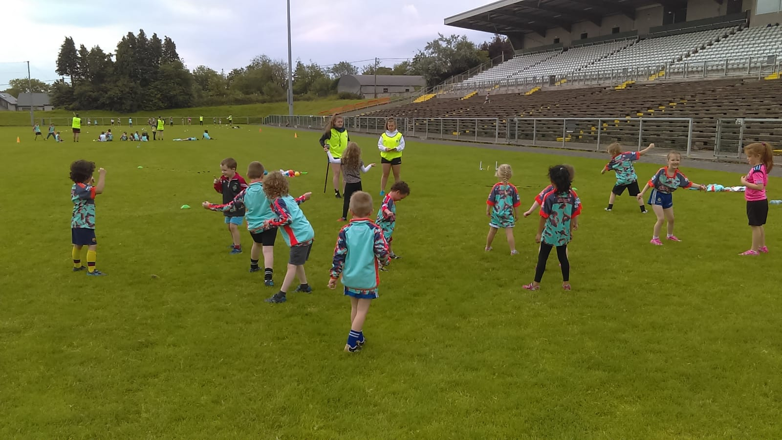 Another Good Week for Monaghan Kelloggs Cul Camps……