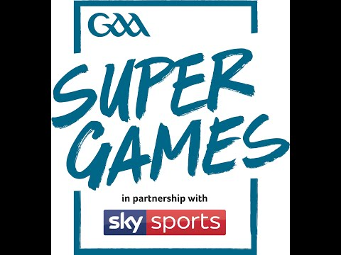 Club Super Games Centres for 12 to 17 year olds in Football & Hurling…..