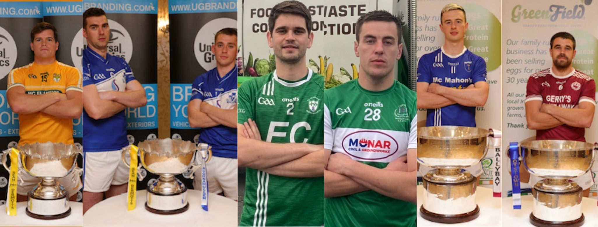 Monaghan GAA County Finals – ALL Ticketed This Weekend