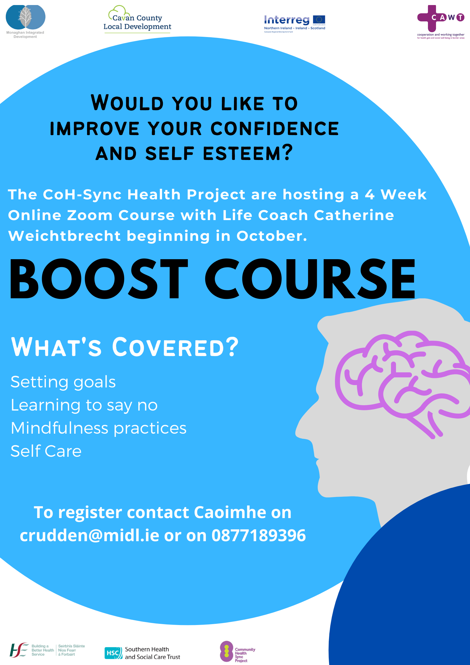 Free Courses available with Monaghan Integrated Development Committee- Book Today!!