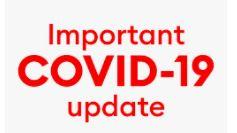Covid Regulations – Update 1 Deireadh Fómhair 2020