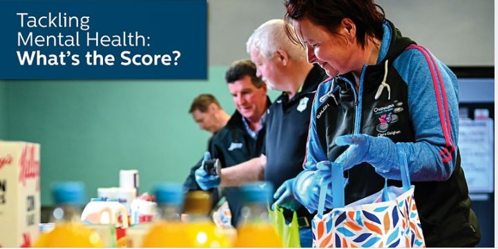 Tackling Mental Health: What's the Score?Workshop