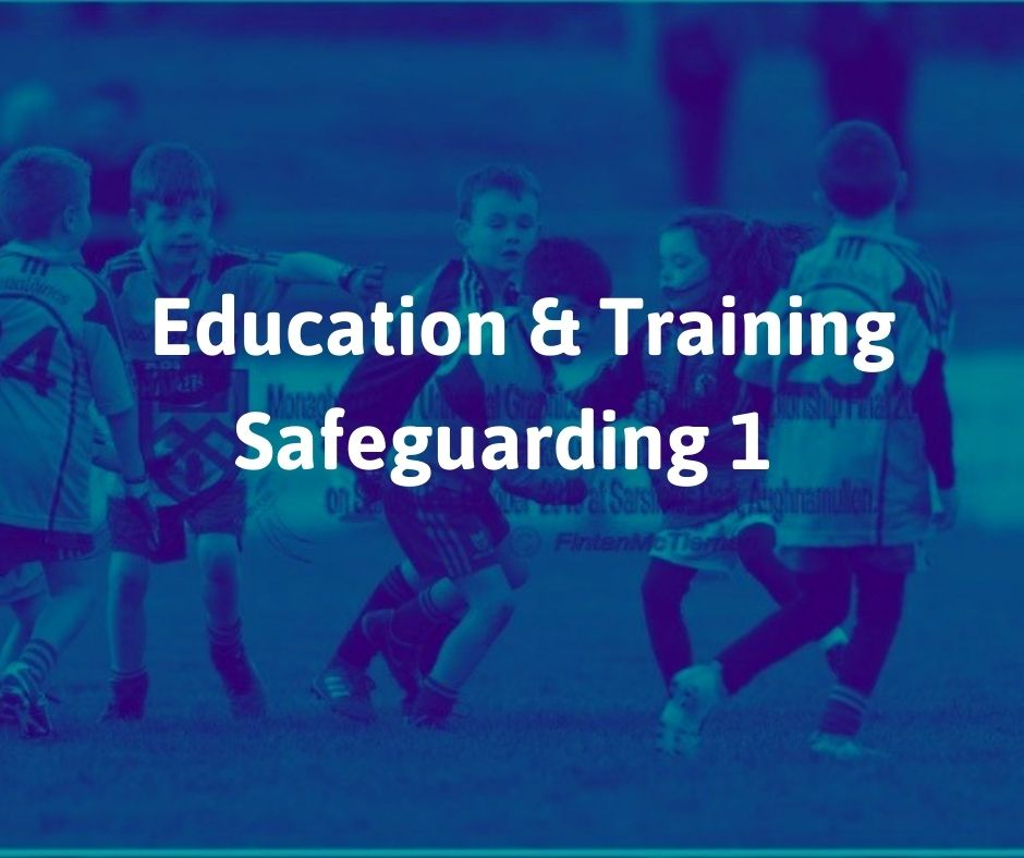 Virtual Safeguarding 1 Workshop – Tuesday 13th of April at 7:00pm