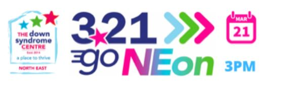 Get involved in the 2021 – 321 Go NEon Virtual Event on the Sun, 21 Mar