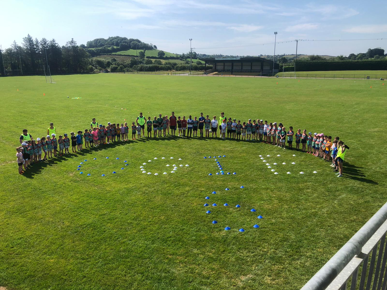 Another busy week of Kelloggs Cul Camps concludes in Monaghan. Next stop Ballybay and Magheracloone!