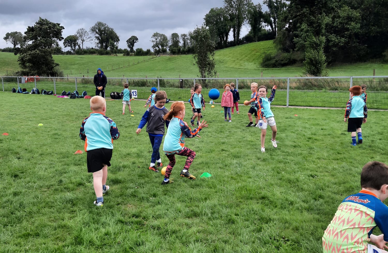 Another great week of Cul Camps in Monaghan!