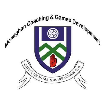 Monaghan Coaching & Games After School Football Programme 2021 to Start Next Week