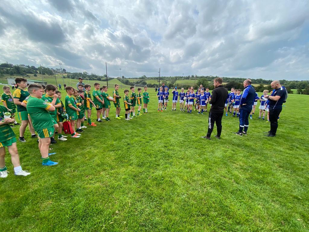 U11 Liam Stirrat Development League finishes on a high