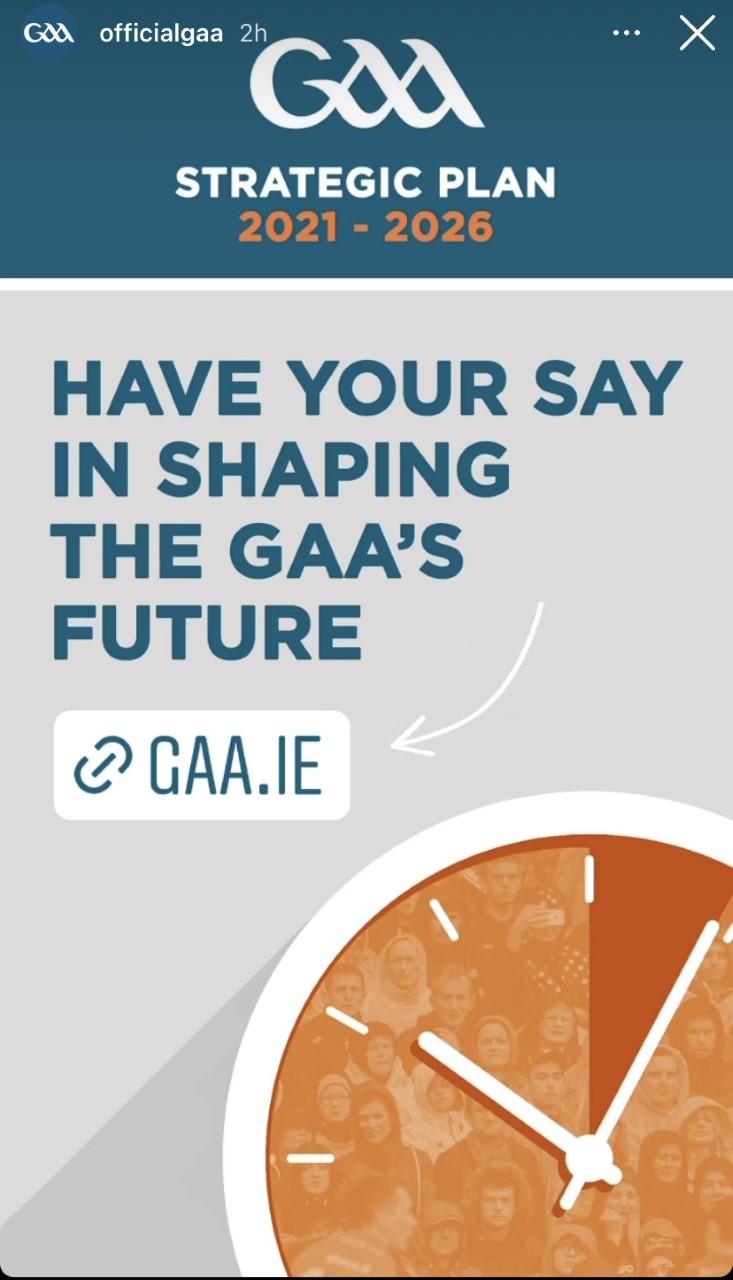 GAA launches landmark survey to shape its next strategic plan