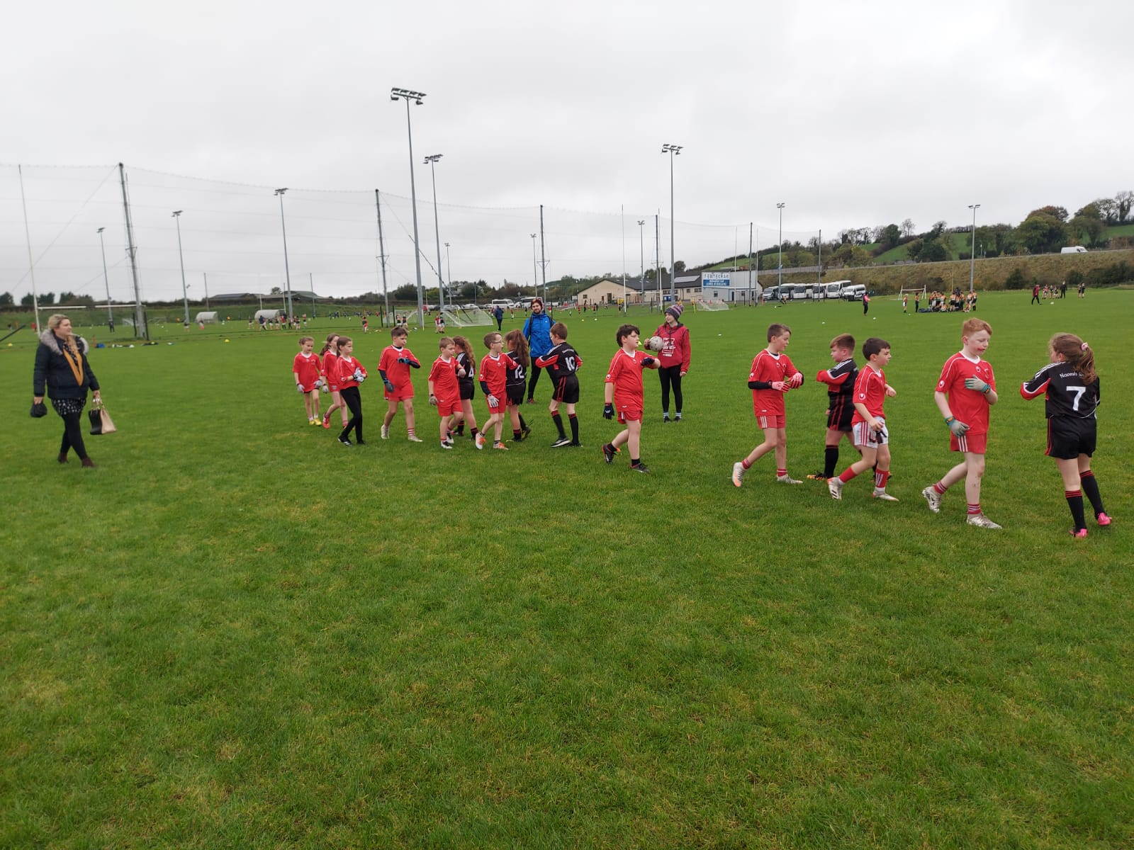 Primary Schools 3rd & 4th Class Blitzes A Great Success!!