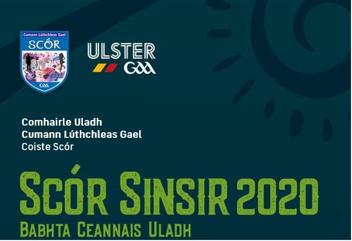 Scór Sinsir Uladh Final 2020  – Saturday,October 30th, 2021 in Silverbridge